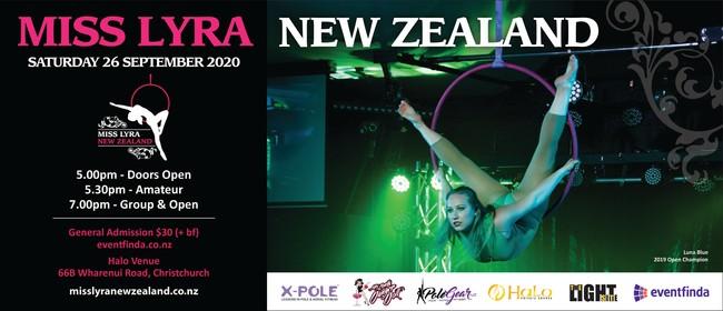 Miss Lyra New Zealand 2020