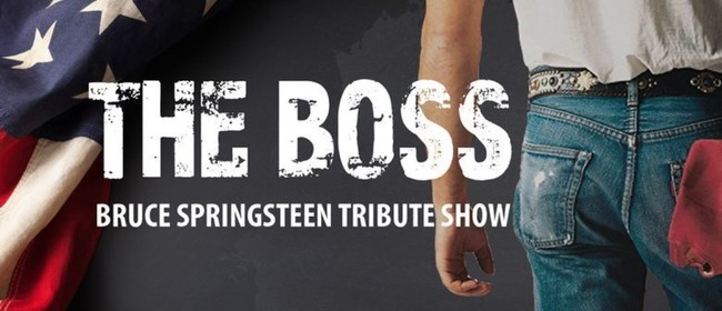 The Boss - Bruce Spingsteen Tribute