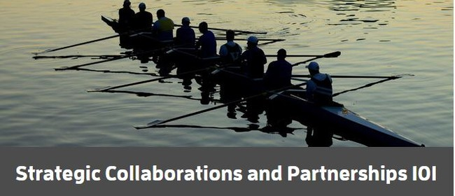 Strategic Collaborations and Partnerships 101