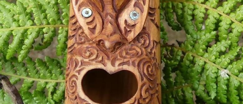 Workshop: Ngā Taonga Puoro - Traditional Māori Instruments