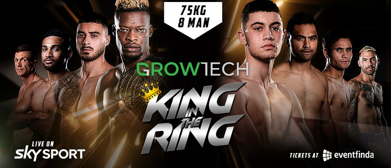 King in the Ring 75III - The Super Middleweights : Take 2