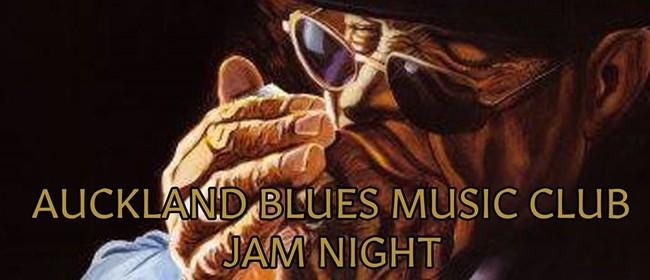 Auckland Blues & Music Club Jam Night