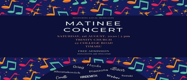 Matinee Concert