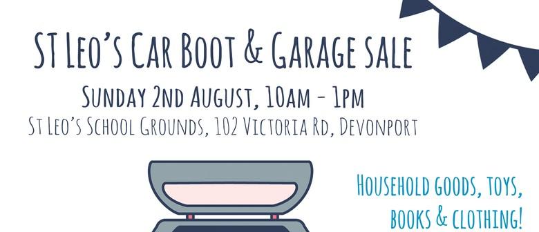 St Leo's Car Boot & Garage Sale