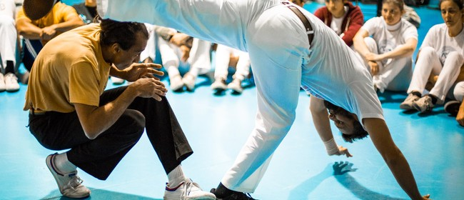 Beginners Capoeira Angola class