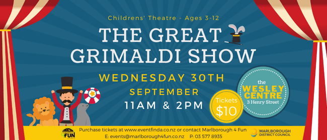 The Great Grimaldi Show