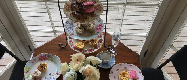 High Tea at Historic Bell House: CANCELLED