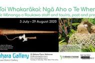 Toi Whakarākai: Ngā Aho o Te Whenua