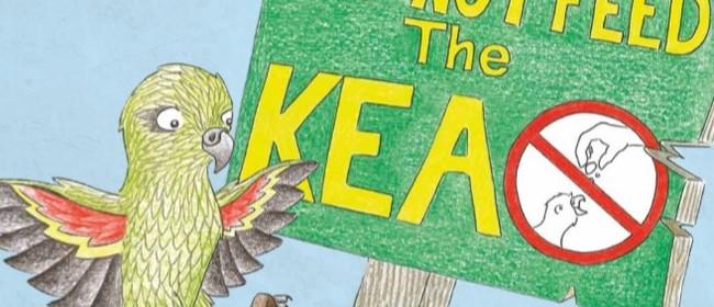 Book Launch - Do Not Feed The Kea