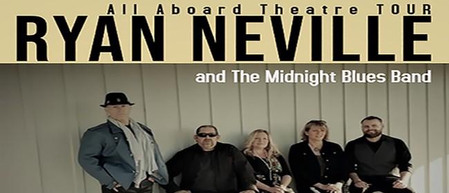 Ryan Neville & the Midnight Blues Rock