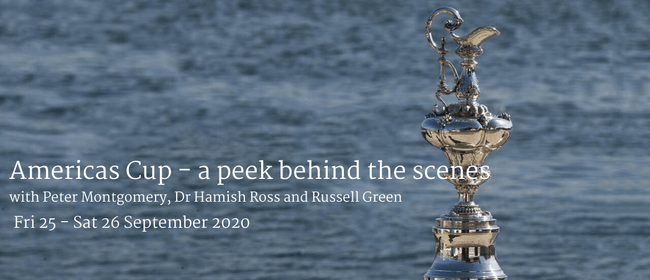Americas Cup - A Peek Behind The Scenes