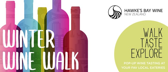 Hawkes Bay Winter Wine Walk: Napier