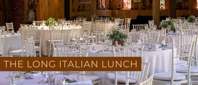 The Long Italian Lunch