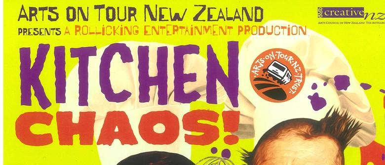 Arts on Tour - Kitchen Chaos
