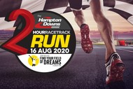 The Hampton Downs 2 Hour Race Track Run