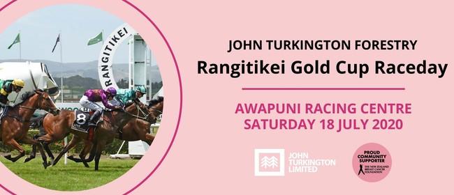 John Turkington Forestry Ltd Rangitikei Gold Cup