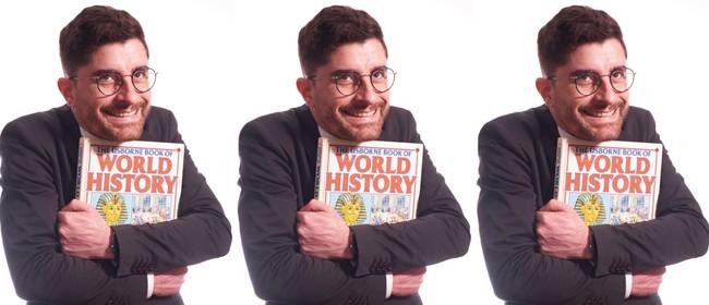 Nelson Fringe: The History Boy