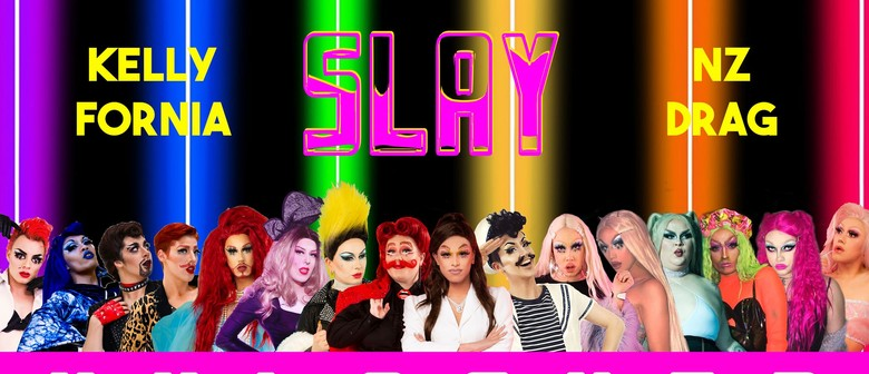 SLAY Unlocked - A Drag Dance Party!