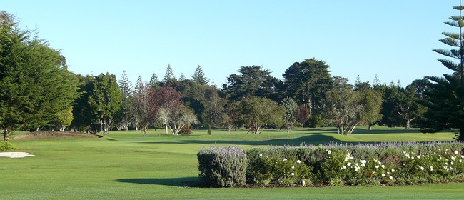 NZ Golf Mixed Foursomes Championship