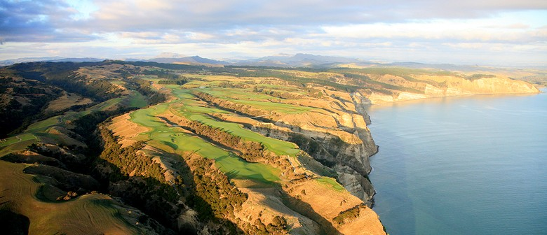Trinity Hill Hawkes Bay 4-Course Golf & Wine Classic