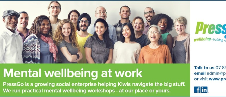Mental Health Toolkit workshop