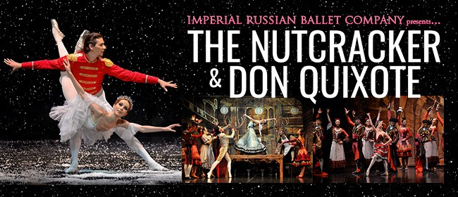 The Nutcracker & Don Quixote: POSTPONED