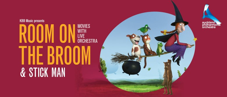 KBB Music Presents: Room on the Broom & Stick Man: CANCELLED