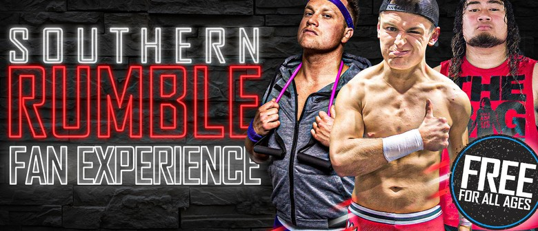 SPW Southern Rumble Fan Experience