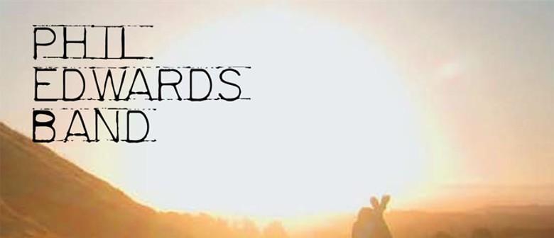 Phil Edwards Band - Album Release Tour