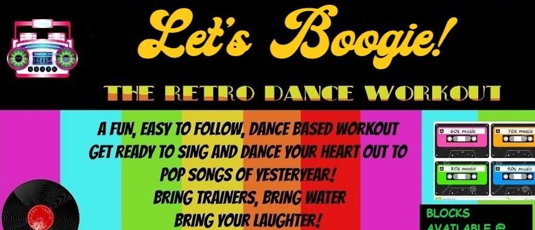 Let's Boogie!: POSTPONED