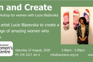 Learn and Create - A Creative Workshop for Women