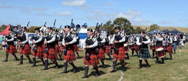 Turakina Highland Games