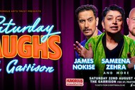 Saturday Laughs with James Nokise