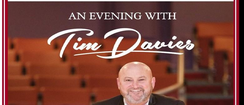 A Night with Tim Davies