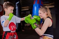 Kid's Kickboxing Classes Term 3