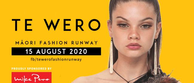 Te Wero - Māori Fashion Runway