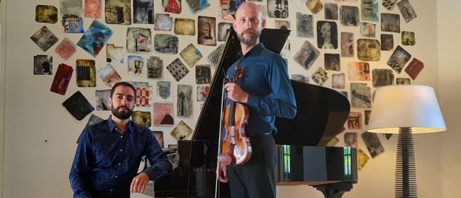 L'Accademia Concert Series - Ristov-Villani Duo