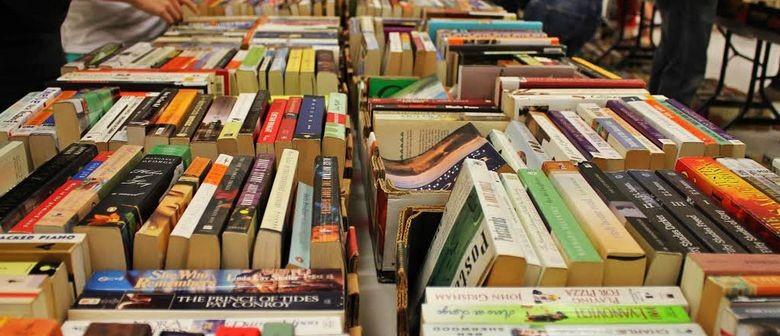 Lions Book Sale