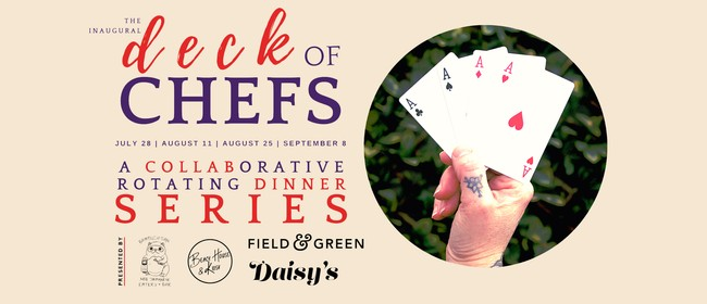 Deck of Chefs - HEARTS