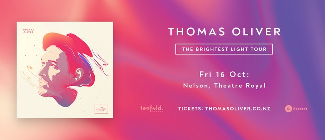 Thomas Oliver - The Brightest Light Tour