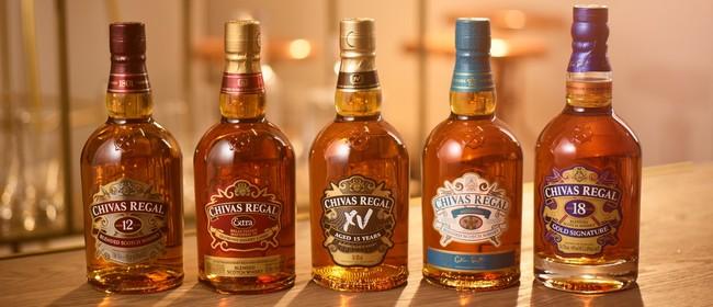 Whiskey Tasting with Chivas