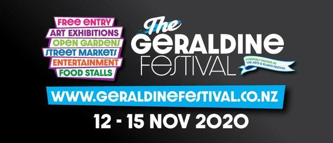 The Geraldine Festival