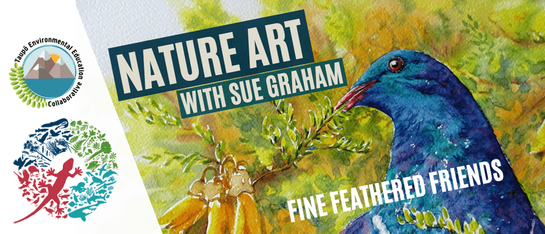 Nature Art: Fine Feathered Friends: CANCELLED