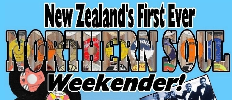 New Zealand Northern Soul Weekender