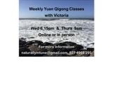 Weekly Yuan Qigong Classes