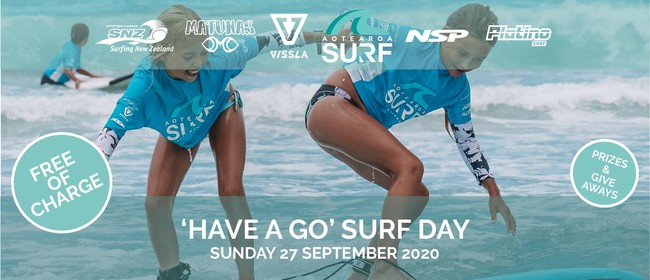 'Have A Go' Surf Day 2020