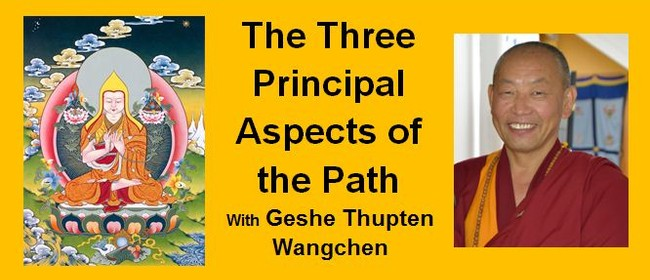 The Three Principle Aspects of the Path