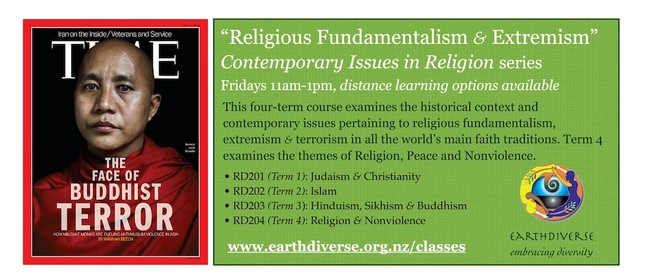 Religious Fundamentalism & Extremism: Eastern Traditions