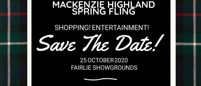 Mackenzie Highland Spring Fling