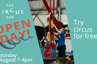 Open Day at the Circus Hub